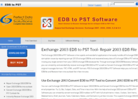 exchange2003.edbtopstsoftware.com