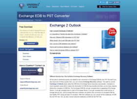 exchange2outlook.edb2pstsoftware.com