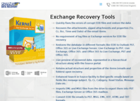 exchangedisasterrecovery.in