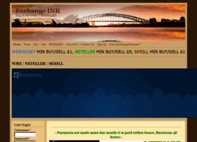 exchangeinr.com