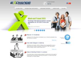 exchangeinternational.org