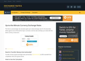 Exchangerates.net.au