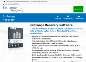 exchangerecoverysoftware.in