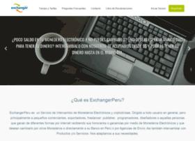 exchangerperu.com