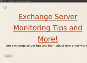 exchangeserverlowdown.blog.com