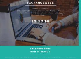 exchangewebs.com