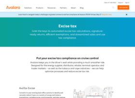 exciserates.avalara.com