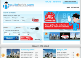 excitehotels.com