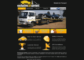 exclusive-carriers.co.za