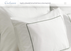 exclusive-linens.co.uk