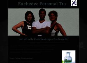 exclusive-personal-trainer.de