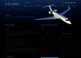 exclusiveaircraft.co.uk