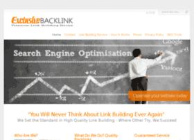 exclusivebacklink.com