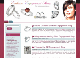 exclusiveengagementrings.com