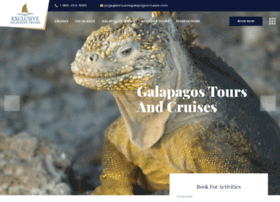 exclusivegalapagoscruises.com