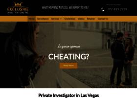 Exclusiveinvestigations.net