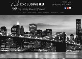 exclusivek9.com