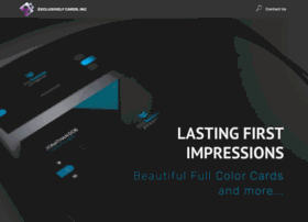 exclusivelycards.com