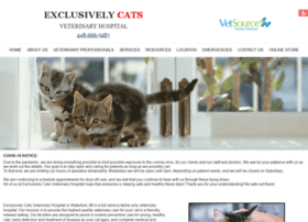 exclusivelycats.com