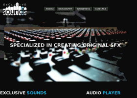 exclusivesounds.nl