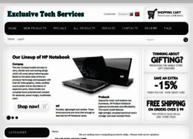 exclusivetechservices.com