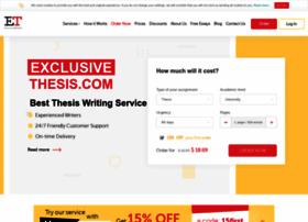exclusivethesis.com