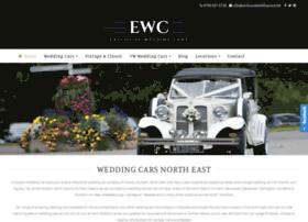 exclusiveweddingcars.net