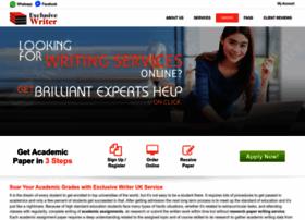 exclusivewriter.co.uk