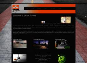 exconpavers.com