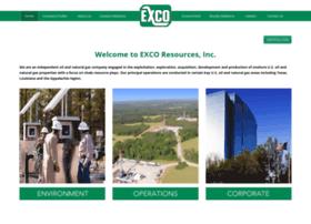 excoresources.com