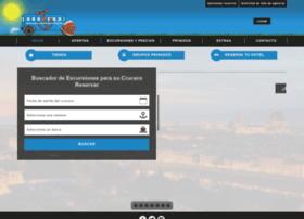 excursionesparacruceros.com