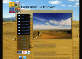 excursionsintuscany.com