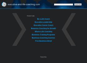 executive-and-life-coaching.com