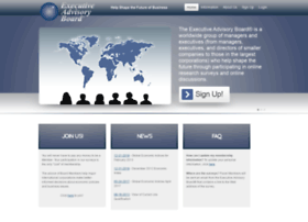 executiveadvisoryboard.com