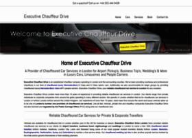 executivechauffeurdrive.co.uk