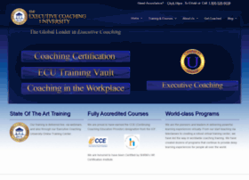 executivecoachinguniversity.com