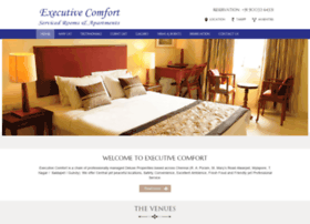 executivecomfort.com