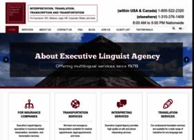 executivelinguist.com
