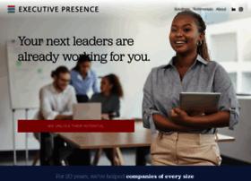 executivepresence.com