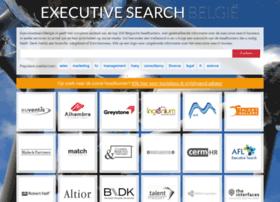 executivesearchbelgie.be