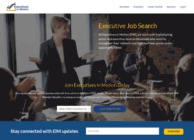 executivesinmotion.com