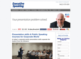 executivespeaking.com.au