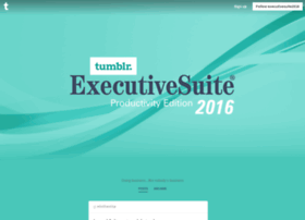 executivesuite2016.tumblr.com
