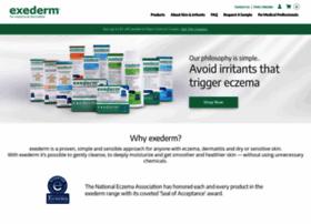 exederm.com