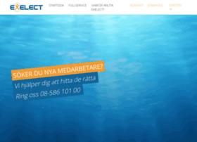 exelect.se