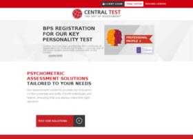 exemple-cv.centraltest.com