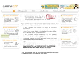 exemple-cv.com