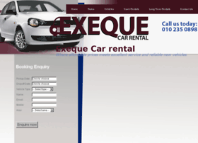 exequecarrental.co.za