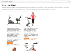 exercise-bikes.biz