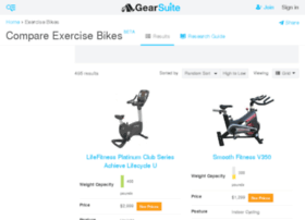 exercise-bikes.gearsuite.com